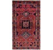 Link to 4' x 6' 8 Shiraz Persian Rug