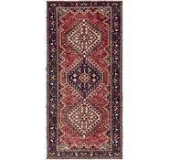 Link to 4' 7 x 9' 6 Hamedan Persian Runner Rug