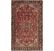 Link to 4' 3 x 7' 2 Mehraban Persian Rug