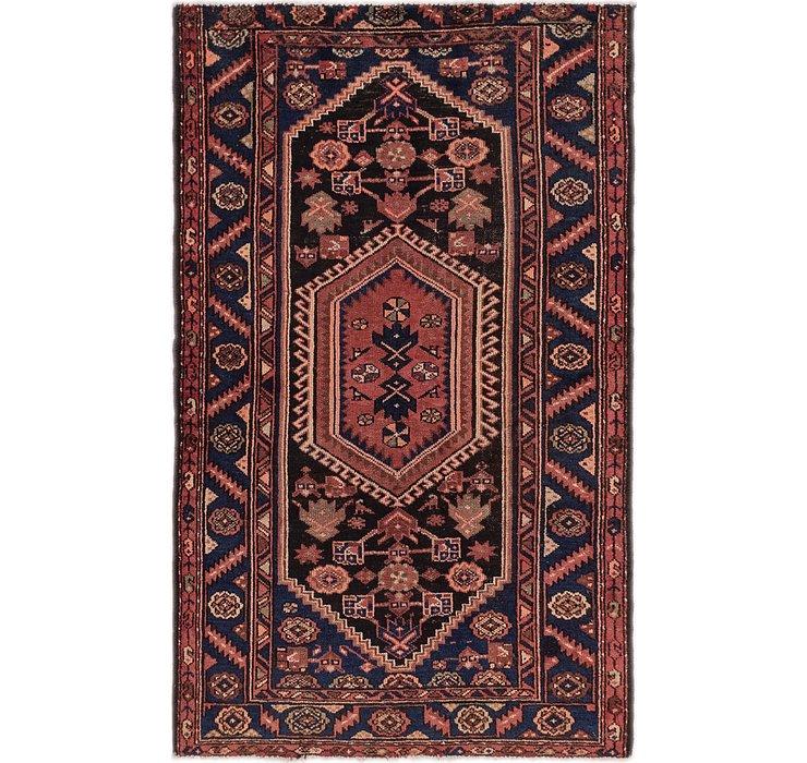 4' 2 x 6' 8 Tuiserkan Persian Rug