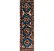 Link to 3' 2 x 10' 8 Tabriz Persian Runner Rug