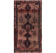 Link to 4' 3 x 8' Shiraz Persian Runner Rug