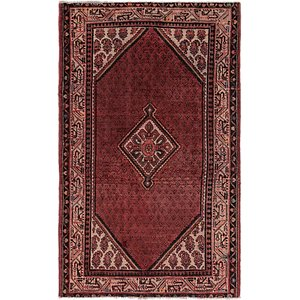 Link to 122cm x 198cm Farahan Persian Rug item page