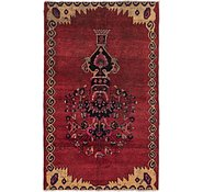 Link to 3' 8 x 5' 9 Hamedan Persian Rug