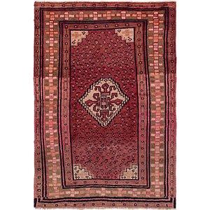 Link to 4' 2 x 6' Koliaei Persian Rug item page