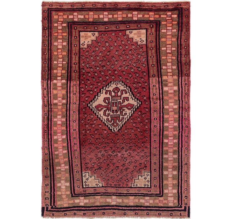 4' 2 x 6' Koliaei Persian Rug