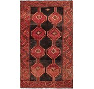Link to 3' 6 x 6' Shiraz Persian Rug