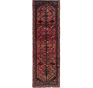 Link to 3' 4 x 10' 4 Shiraz Persian Runner Rug