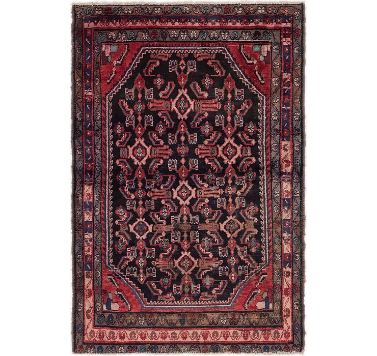 4' 2 x 6' 3 Malayer Persian Rug