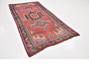 Link to 4' 3 x 8' 2 Shiraz Persian Rug