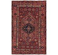 Link to 4' 2 x 6' 2 Hamedan Persian Rug
