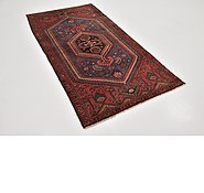Link to 3' 3 x 6' Mazlaghan Persian Rug