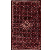 Link to 5' 8 x 9' Hossainabad Persian Rug