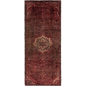 Link to 127cm x 287cm Hossainabad Persian Ru... item page