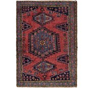 Link to 3' 4 x 5' Viss Persian Rug