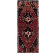 Link to 4' 5 x 11' Hamedan Persian Runner Rug