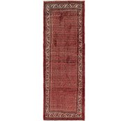 Link to 117cm x 325cm Farahan Persian Runner Rug