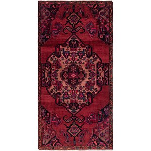 Link to 4' 5 x 8' 9 Shiraz Persian Rug item page