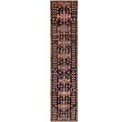 Link to 3' x 13' Hamedan Persian Runner Rug