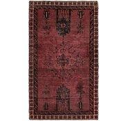 Link to 3' 6 x 6' Ferdos Persian Rug