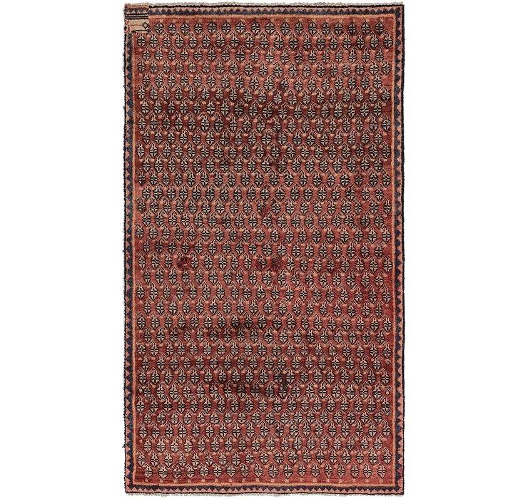 3' 2 x 5' 6 Farahan Persian Rug
