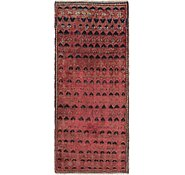 Link to 2' 6 x 6' 7 Hamedan Persian Runner Rug