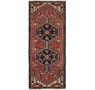 Link to 2' 6 x 6' Hamedan Persian Runner Rug