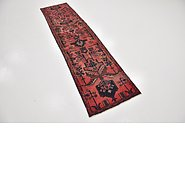 Link to 2' 3 x 9' Hamedan Persian Runner Rug