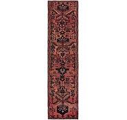 Link to 2' 3 x 9' Hamedan Persian Runner Rug