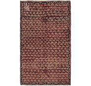 Link to 3' 5 x 5' 6 Farahan Persian Rug