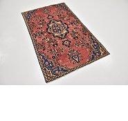 Link to 3' 6 x 6' Hamedan Persian Rug
