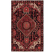 Link to 4' 3 x 6' 10 Hamedan Persian Rug