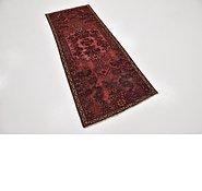 Link to 2' 5 x 6' Shiraz Persian Runner Rug