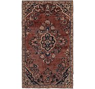 Link to 3' 6 x 6' Mahal Persian Rug