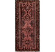 Link to 4' 3 x 9' 5 Shiraz Persian Runner Rug