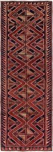 2' 10 x 8' 8 Zanjan Persian Runner Rug
