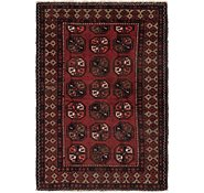 Link to 130cm x 195cm Balouch Persian Rug