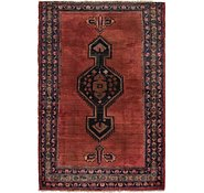 Link to 4' 3 x 6' 8 Hamedan Persian Rug