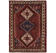 Link to 4' 8 x 6' 8 Shiraz Persian Rug