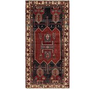 Link to 3' 8 x 7' 6 Khamseh Persian Runner Rug