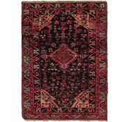 Link to 4' x 5' 7 Shiraz Persian Rug