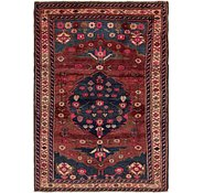 Link to 4' 8 x 6' 9 Hamedan Persian Rug