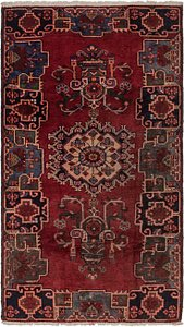 Link to 4' x 7' 5 Ferdos Persian Rug item page