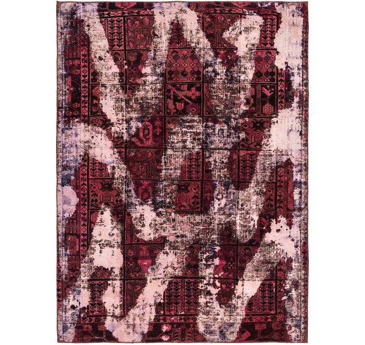 6' 6 x 8' 9 Ultra Vintage Persian Rug