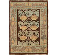 Link to 10' 9 x 15' 2 Oushak Rug