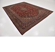 Link to 8' 10 x 12' 3 Kashan Persian Rug