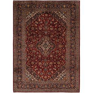 8' 10 x 12' 3 Kashan Persian Rug