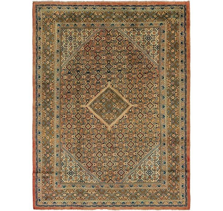 9' 5 x 12' 6 Farahan Persian Rug