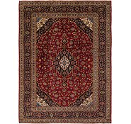 Link to 9' 9 x 12' 8 Kashan Persian Rug