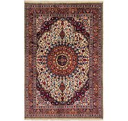 Link to 6' 3 x 9' 3 Mood Persian Rug